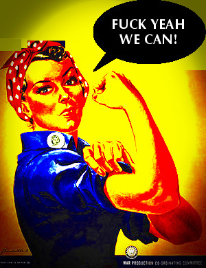 ROSIE THE RIVETER 2009